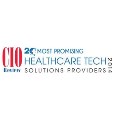CIO Review 20 Most Promising Healthcare Tech Solutions 2014